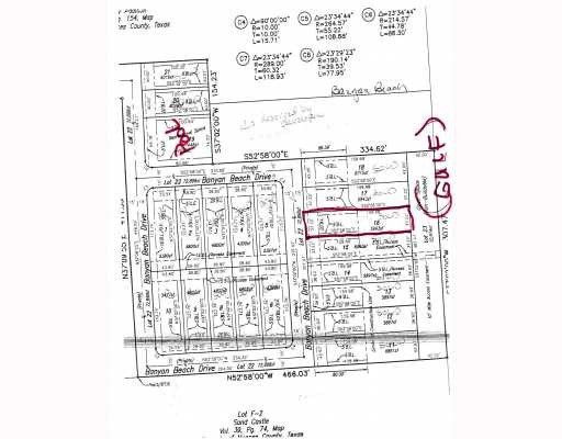 Lot Site Plan