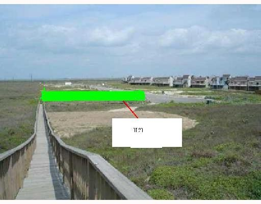 Beachfront Lot Location